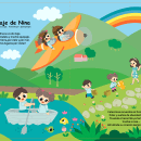 Mi Proyecto del curso: Ilustración infantil para publicaciones editoriales. Un proyecto de Ilustración infantil de Ana Paola González - 15.09.2019