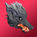 Various recent works. Um projeto de Comic, Ilustração digital, Concept Art, Design digital e Desenho digital de Dead Wolf - 10.11.2020