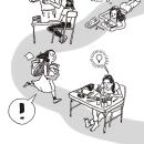 Portafolio Laura Guarisco. Um projeto de Ilustração, Comic e Ilustração editorial de Laura Guarisco - 12.11.2020