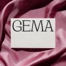 GEMA - Proyecto del curso: Creación de mockups para diseño gráfico. Um projeto de Br, ing e Identidade, Design gráfico, Pós-produção, Desenvolvimento de Portfólio, Composição Fotográfica e Fotomontagem de Asís - 16.11.2020