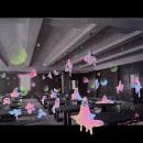 Criaturas en sitios 1 (Dibujos de Cuarentena 2020). A Illustration, Architektur, Design von Figuren, Comic, Urban Art, Stor, telling, Concept Art, Kinderillustration, Instagram, Kreativität mit Kindern, Digitale Zeichnung, Sketchbook und Fotomontage project by Hada - 05.09.2020