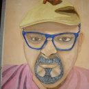 Mi Bros. Un proyecto de Pintura a la acuarela de Jose Alberto Rodriguez Hernandez - 15.11.2020