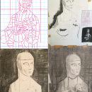 La Dama y el armiño. Un progetto di Disegno a matita, Disegno di ritratto, Disegno artistico , e Disegno anatomico di Andrés Del Valle - 16.11.2020