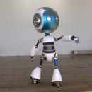 Robot. Um projeto de 3D, Animação 3D, Videogames, Concept Art, To e Art de Emilio José Castejón Moreno - 16.11.2020