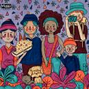 Todos Somos Quito. Un proyecto de Ilustración, Ilustración digital e Ilustración infantil de Maria Aguirre - 27.09.2020