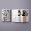 Mi Proyecto del curso: Introducción al diseño editorial. Un proyecto de Diseño editorial de Alexander Moreno - 20.11.2020