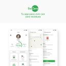 BeZero App, vive con zero residuos. Un proyecto de UI / UX, Arquitectura de la información y Diseño de apps de Adrián Barrado - 20.11.2020