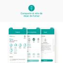 Wedoit App, comparte el reto de dejar de fumar. Un proyecto de UI / UX, Arquitectura de la información y Diseño de apps de Adrián Barrado - 20.11.2020