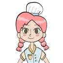 Martina: Diseño de personajes para animación con Photoshop. Un proyecto de Animación, Diseño de personajes, Animación 2D y Dibujo de Laura Núñez - 20.11.2020