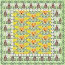 Mi Proyecto del curso: Ilustración para estampados con alma. Un projet de Illustration textile de Ariela Rossel - 21.11.2020