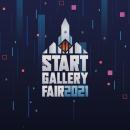 Start Gallery Fair. Um projeto de Animação, Br, ing e Identidade e Animação 2D de Jack Peraza - 22.11.2020