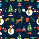 Merry Christmas. Un proyecto de Diseño, Ilustración, Diseño gráfico, Diseño de producto, Pattern Design, Ilustración vectorial, Creatividad, Dibujo, Ilustración digital, Ilustración infantil, Diseño digital y Dibujo digital de Adelaida Pérez Santos - 23.11.2020