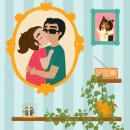 Save the date. Un proyecto de Ilustración e Ilustración digital de Fernanda Gomes - 20.06.2020
