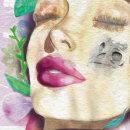 Proyecto Final. Un proyecto de Ilustración, Ilustración digital e Ilustración de retrato de Atala Michell Pérez - 25.11.2020