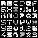 36 Days of Type - 2020. Un projet de Motion Design, Design graphique, T , et pographie de Hermes Mazali - 25.11.2020
