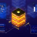 Granulate - Real-time continuous optimization. Un projet de Motion Design , et Animation 3D de Rodrigo Dominguez - 18.10.2020