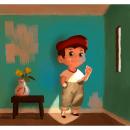 Mi Proyecto del curso: Principios de iluminación para pintura digital. Um projeto de Ilustração digital de Ariel Grillo - 27.11.2020
