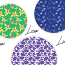 Tres Hormigas Textiles. Um projeto de Ilustração têxtil de Laura Mizzau - 29.11.2020