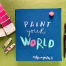 Pinta tu mundo: Sketchbook pictórico en gouache. Um projeto de Arte urbana e Ilustração de Maru Godas - 29.11.2020
