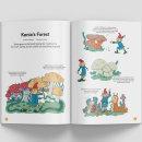 Mi Proyecto del curso: Ilustración infantil para publicaciones editoriales. Um projeto de Ilustração, Direção de arte, Design editorial e Comic de ceskvs - 30.11.2020