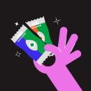 Mi Proyecto del curso: Motion graphics para Instagram. Um projeto de Design, Motion Graphics, Animação, Direção de arte, Design gráfico, Animação de personagens, Animação 2D, Edição de vídeo, Design digital, Criação e Edição para YouTube e Design para Redes Sociais de Darwin Pacheco - 01.10.2020