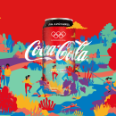 Coca-Cola Young Olympic Games. A Illustration, Packaging, and Product Design project by Vero Escalante - 12.02.2020