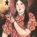 Magas. Un proyecto de Creatividad, Dibujo de Retrato, Dibujo artístico y Dibujo digital de Ana Cebrian Martinez - 02.12.2020