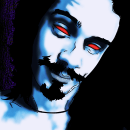 Me as Morbius. Un proyecto de Diseño, Diseño gráfico, Cómic, Creatividad, Brush painting, Dibujo digital y Pintura digital de Gabriel Lone - 02.12.2020