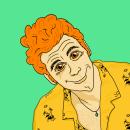 Mi Proyecto del curso: Ilustración original de tu puño y tableta. Um projeto de Ilustração, Ilustração digital e Desenho digital de Lucía Lluberas - 03.12.2020
