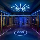 B3B WOMAN STUDIO - Fitness. Um projeto de Arquitetura, Br, ing e Identidade, Arquitetura de interiores, Design de interiores, Design de iluminação, Decoração de interiores, Interiores e Design de espaços comerciais de Nayra Iglesias - 05.12.2020
