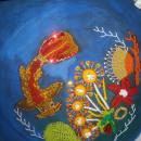 Mi Proyecto del curso: Técnicas avanzadas de bordado: puntadas y composiciones con volumen. Um projeto de Bordado de Maryuris Jiménez Frometa - 06.12.2020
