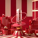 Carolina Herrera: Magic Circus. Un proyecto de 3D, Animación y Animación 3D de JVG - 07.12.2020