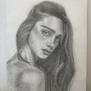 Mi Proyecto del curso: Retrato realista con lápiz de grafito. Un proyecto de Dibujo de Retrato de M. Teresa González Bayod - 07.12.2020
