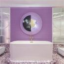 VIOLET BLISS - Hotel Boutique. Um projeto de Arquitetura, Design de interiores, Design de iluminação, Decoração de interiores, Interiores e Design de espaços comerciais de Nayra Iglesias - 11.12.2020