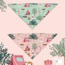 Evergreen - Bark Collection. Un proyecto de Diseño, Ilustración, Diseño de complementos y Pattern Design de Ana Blooms - 12.12.2020