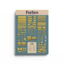 Forbes Cover. Un proyecto de Ilustración, Diseño editorial y Diseño gráfico de Buba Viedma - 01.11.2020