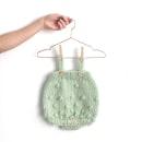 Peto Swing - Colaboración con The Sewing Box Magazine. Un proyecto de Artesanía, Pattern Design, Diseño de moda y Tejido de Marta Porcel Vilchez - 16.12.2018