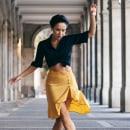 Sesión de fotografía de book para bailarines. Um projeto de Fotografia, Fotografia de retrato, Fotografia digital, Fotografia artística e Fotografia para Instagram de Núria Aguadé - 21.12.2020