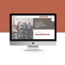 Diseño web Indeed Asesores. A Kunstleitung, Grafikdesign und Webdesign project by Disparo Estudio - 22.12.2020