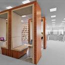OFICINAS COVID 19. Um projeto de 3D, Arquitetura e Arquitetura de interiores de Victor Pacciani - 09.04.2020