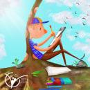 ILUSTRANDO SUEÑOS. Un proyecto de Ilustración infantil y Dibujo digital de Victor Montano - 26.12.2020