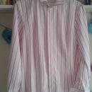 Mi Proyecto del curso: Corte y confección: diseña tu propia camisa Camisa diseño LANTOKI by Susay. Um projeto de Bordado de Susana Justo - 27.12.2020