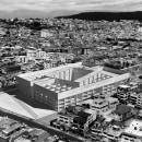 Vacío de permanencia para el hábitat consolidado; Equipamiento artístico y deportivo. Um projeto de Arquitetura de Juan Pablo Ruales Cobo - 27.12.2020