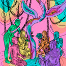 Conexiones. Un proyecto de Ilustración y Comunicación de Raquel Guirao Zaragoza - 14.09.2020