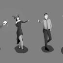 Mi Proyecto del curso: Ilustración para proyectos de animación y videojuegos. A Character Design, and Concept Art project by Kevin Zepeda - 12.28.2020