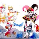 Mi Proyecto del curso: Técnicas de ilustración para desbloquear tu creatividad. Un proyecto de Ilustración de Ana Meza - 30.12.2020