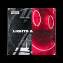 MSR078 THE BRAINKILLER — LIGHTS & SHADOWS EP. Um projeto de Br, ing e Identidade, Design gráfico e Produção musical de Jose Antonio Jiménez Macías - 31.12.2020