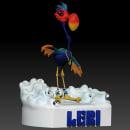 Primer Personaje 3D realizado en Zbrush. Un proyecto de Diseño, 3D, Modelado 3D, Diseño de personajes 3D y Diseño 3D de Leandro Hiskin - 31.12.2020