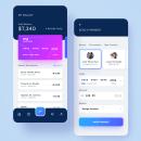 Mobile UI Design Compilation. Um projeto de UI / UX, Design interativo e Web design de Francisco Aguilera G. - 02.01.2021