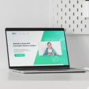 Silicode Valley Website Design. Um projeto de Web design de Francisco Aguilera G. - 03.01.2021